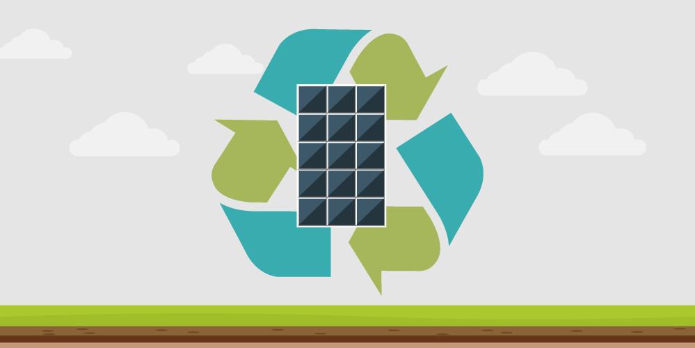 Riciclo del fotovoltaico, cosa succede ai pannelli a fine vita?